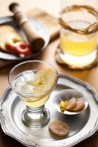 Apple Calvados Cocktail