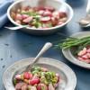 Sauteed Radishes and Fava Beans