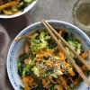 Kale Cabbage Salad